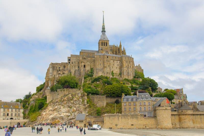 Download Punto Di Vista Del San Michel Di Mont Immagine Stock - Immagine di medioevale, francese: 56888347