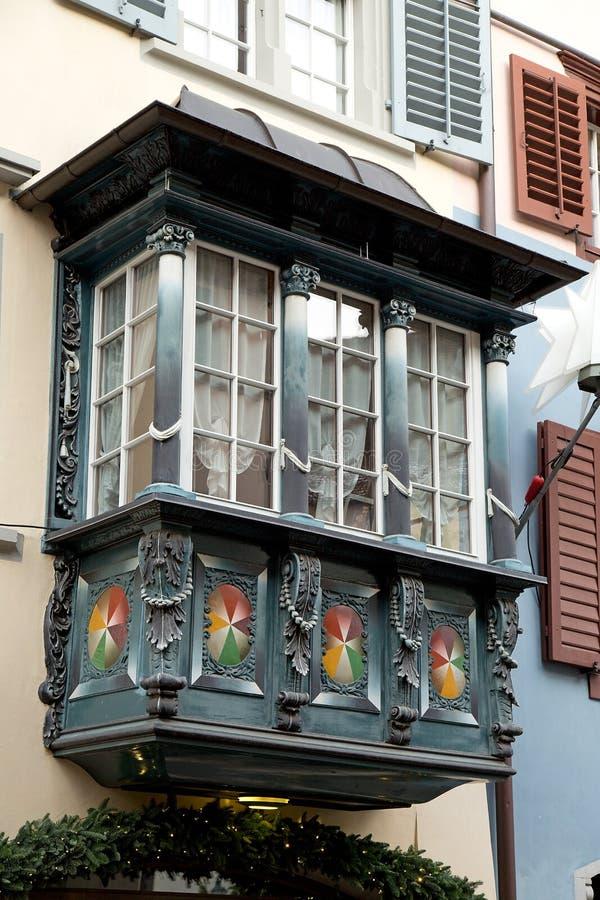 Punto di vista del turista di Zurigo fotografia stock libera da diritti