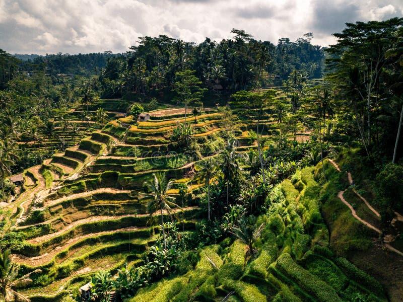 Punto famoso in Bali! fotografie stock libere da diritti
