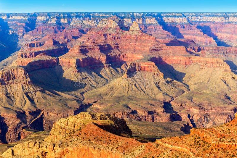 Punto Stati Uniti della madre del parco nazionale dell'Arizona Grand Canyon immagine stock