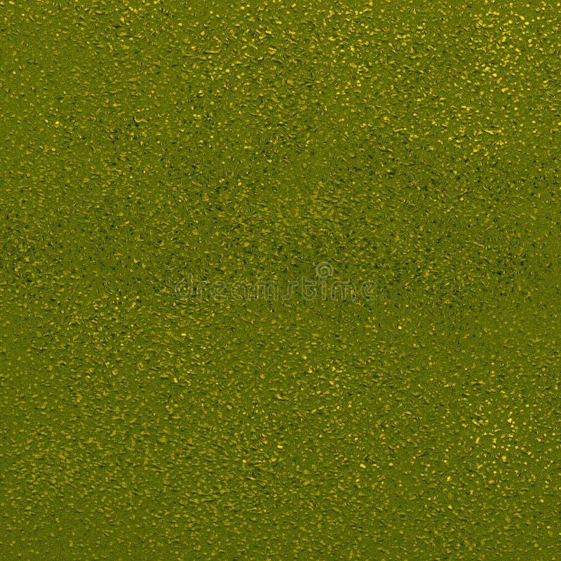 Puntos abstractos del color en fondo verde Superficie áspera texturizada arena Bueno para las miradas sucias, fondo, texturas, il foto de archivo libre de regalías