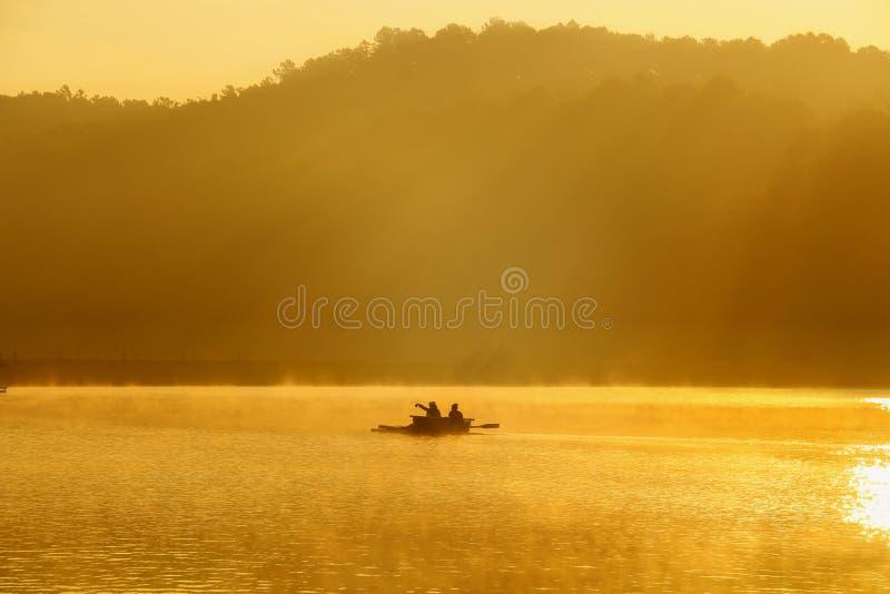 Punzada-ung, Mae Hong Son, al norte de Tailandia foto de archivo
