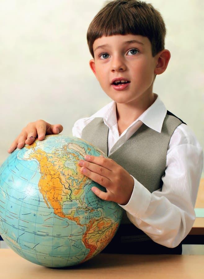 Pupille et globe photos libres de droits