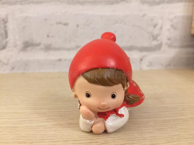 Puppe, Statue, Spielzeug stockfoto