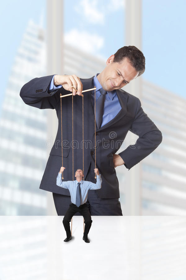 Puppeteer stock images
