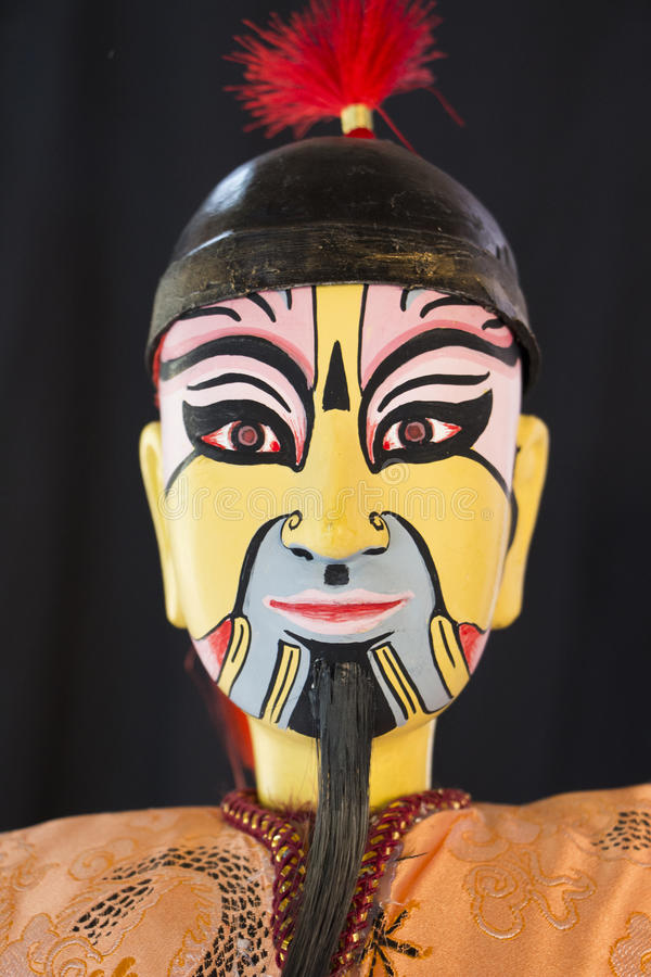 Puppetry. Show in chiangmai thailand royalty free stock photos