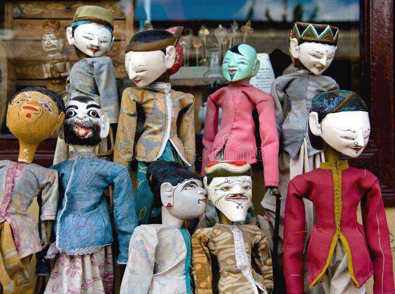 Download Puppets stock image. Image of image, horizontal, balinese - 25389677