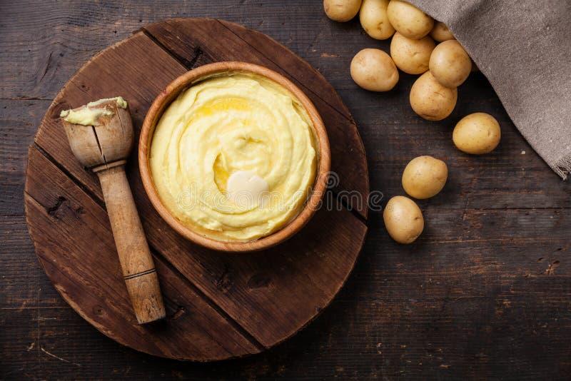 Purè di patate immagini stock libere da diritti