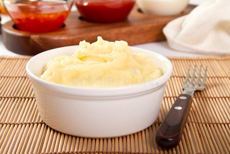 Purée de pommes de terre image stock