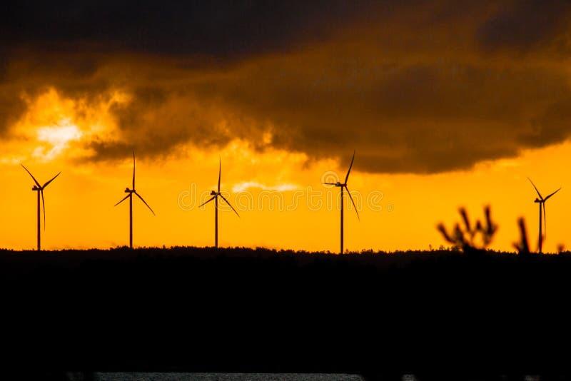 Pur, favorable à l'environnement, énergie images libres de droits