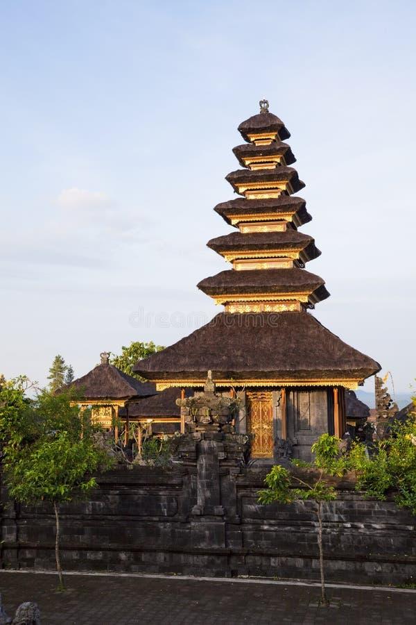pura του Μπαλί besakih Ινδονησία στοκ φωτογραφίες με δικαίωμα ελεύθερης χρήσης