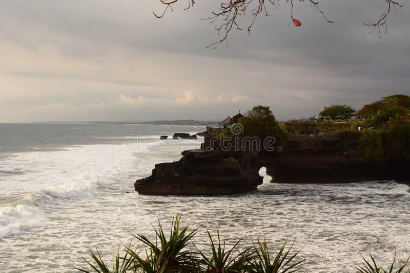 Pura Batu Bolong Tabanan bali indonésia imagem de stock royalty free