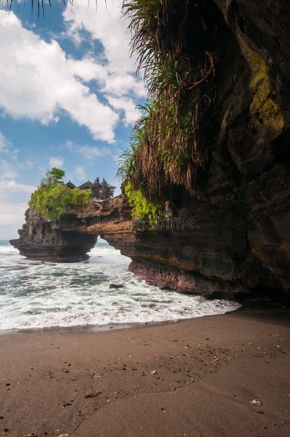 Pura Batu Bolong, Tanah udziału kompleks zdjęcia royalty free