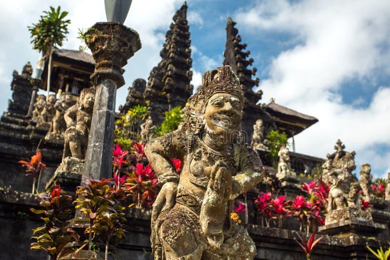 Pura Besakih świątynia, Bali obrazy stock