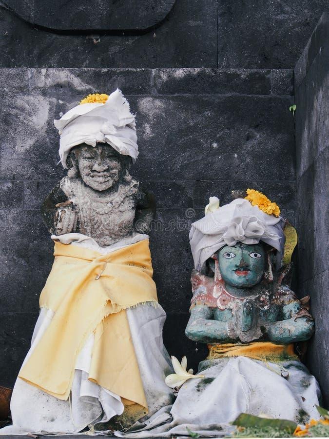 Pura Candi Dasa стоковые фотографии rf