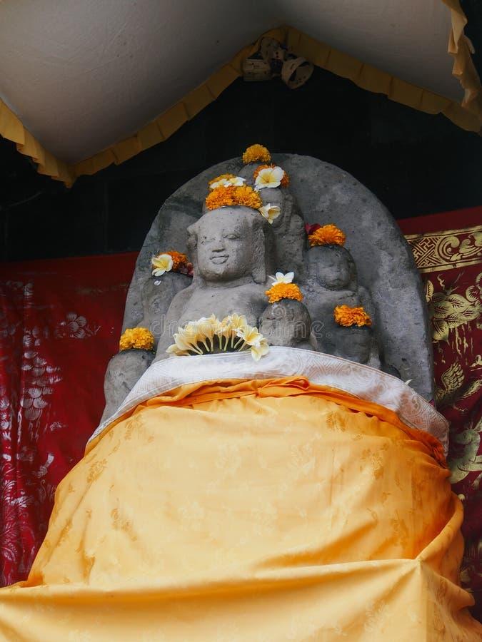 Pura Candi Dasa стоковая фотография