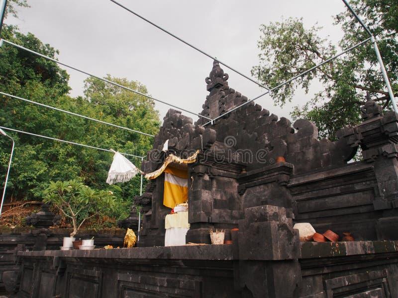 Pura Candi Dasa стоковое изображение rf