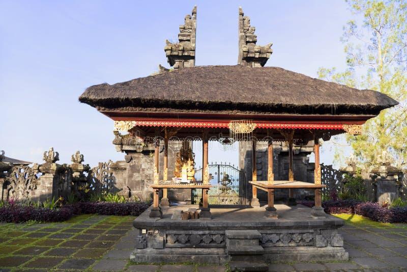 Pura Gelap, Besakih, Μπαλί, Ινδονησία στοκ εικόνες με δικαίωμα ελεύθερης χρήσης