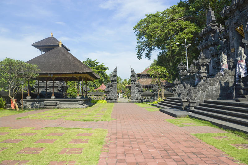Download Pura Goa Lawah, Bali, Indonesia Stock Photo - Image: 14298632