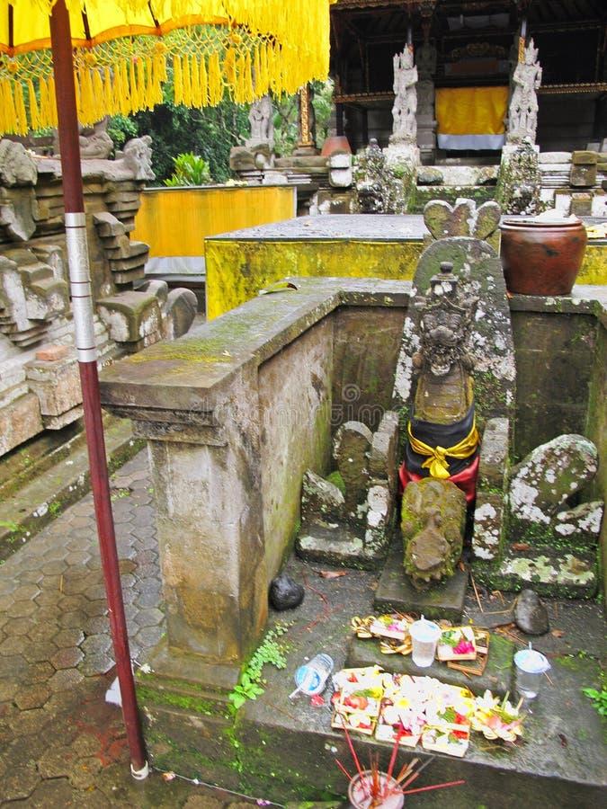 Pura Gunung Kawi imágenes de archivo libres de regalías