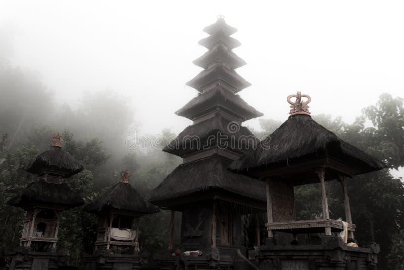 Pura Lempuyang tempel _ arkivbilder