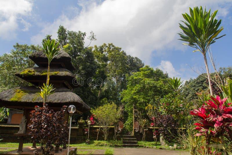 Pura Luhur Batukaru fotos de archivo
