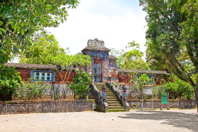 Pura Miru (Yayasan Krama), Narmada, Lombok imagem de stock royalty free