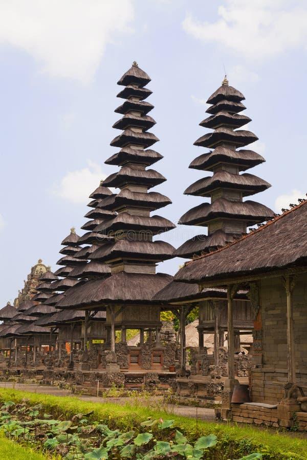 Pura Taman Ayun, Bali, Indonesia Royalty Free Stock Photos