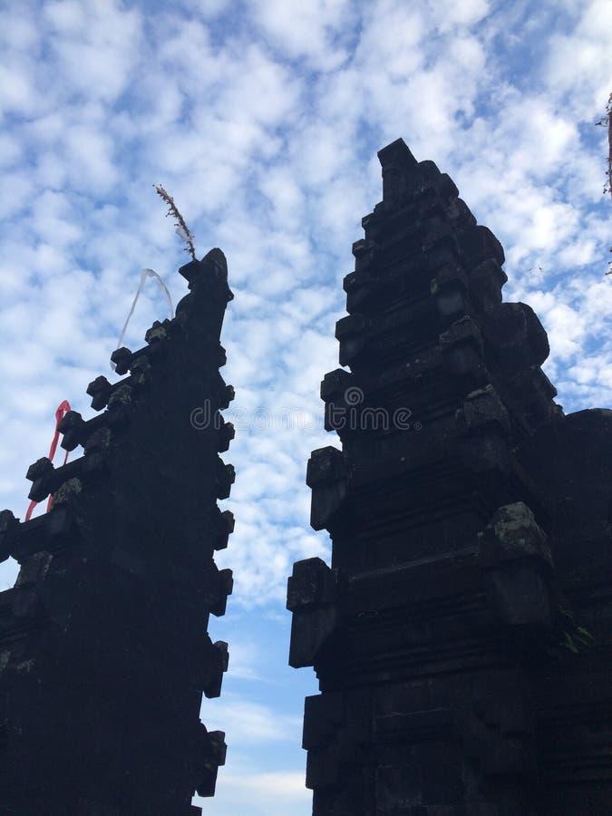 Pura Temple royaltyfri foto