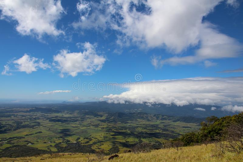 Pura Vida - dieses ist schöner Costa Rica lizenzfreies stockfoto