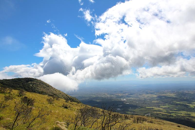 Pura Vida - dieses ist schöner Costa Rica lizenzfreie stockfotos