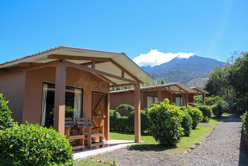 Pura Vida - este é Costa Rica bonito fotografia de stock royalty free