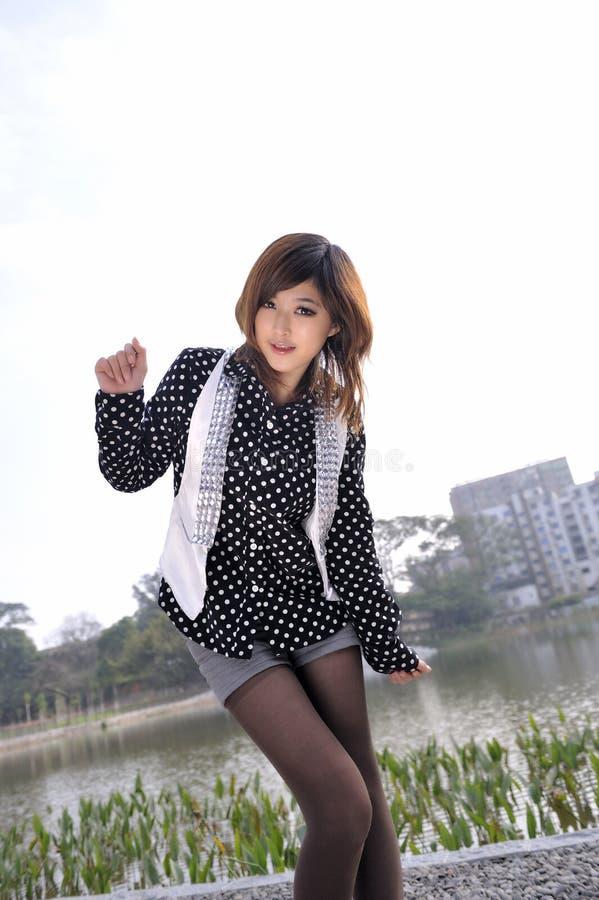 Free Pure Beautiful Asian Girl Stock Photos - 14361633