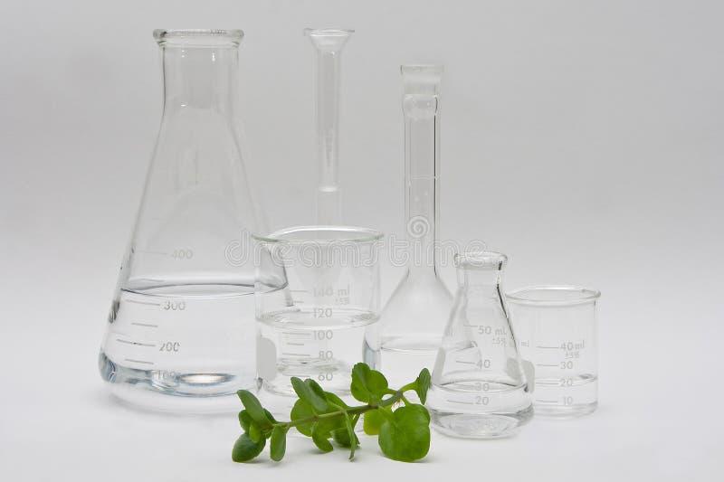 Pure chemistry stock photo