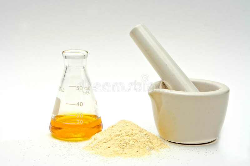 Pure chemistry royalty free stock images