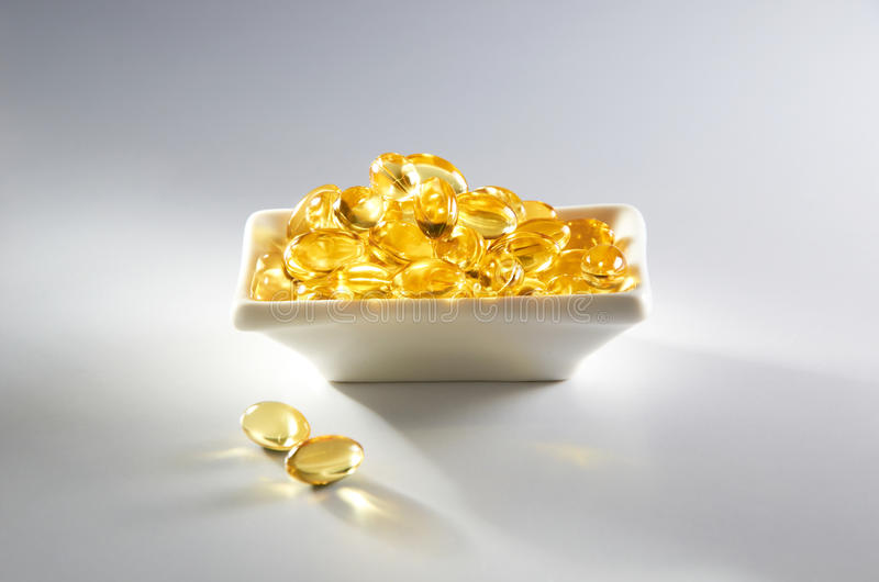 Download Pure Cod Liver Oil Stock Image - Image: 22184101