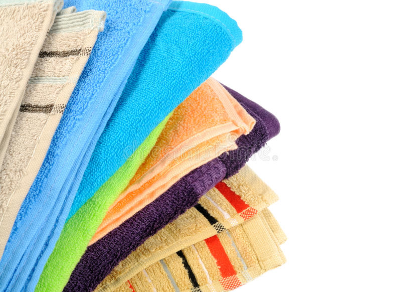 Download Pure cotton towels stock image. Image of fresh, cotton - 28537141