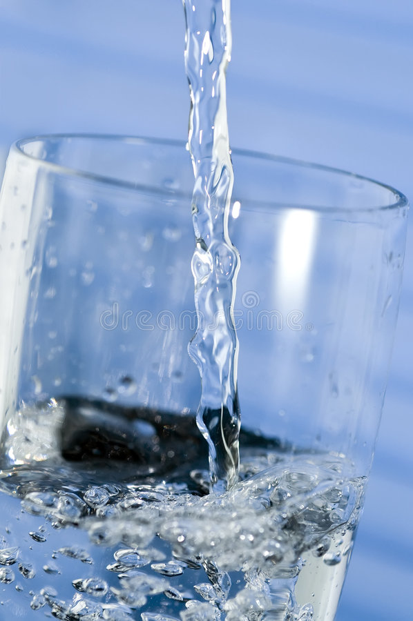 Download Pure fresh water stock photo. Image of color, frost, liquid - 5412262