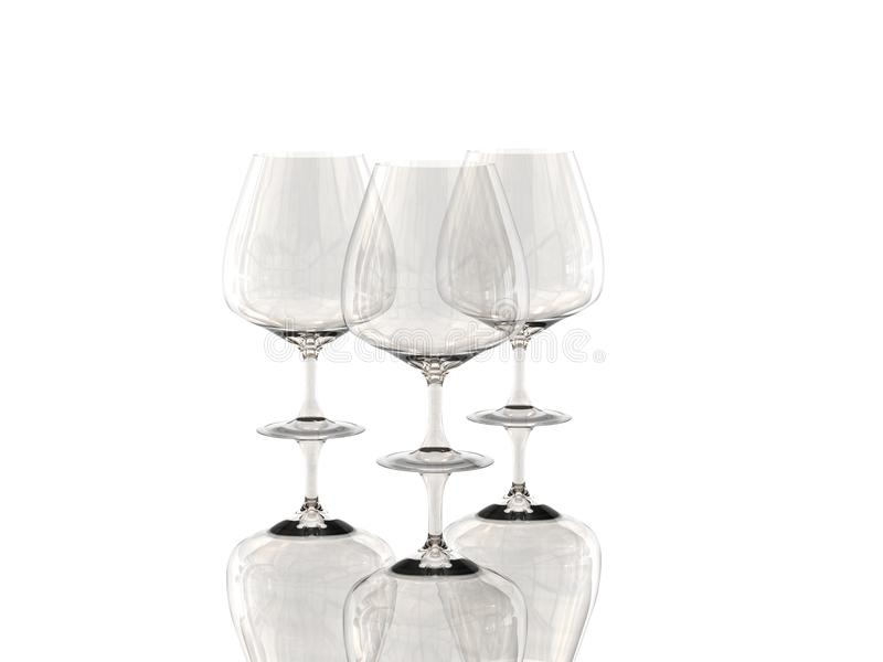 Download Pure glass collection stock illustration. Illustration of posh - 15313099
