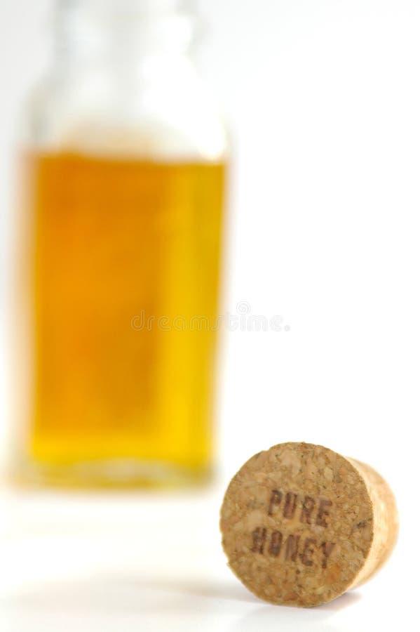 Pure honey stock photos
