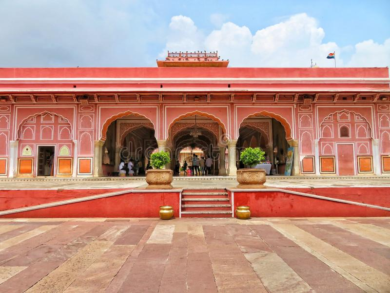 Pure Indian architecture have a meaning always. royalty free stock photography