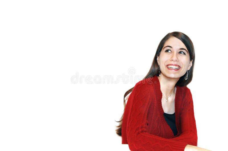 Download Pure Joy stock photo. Image of looking, sitting, joyful - 18142926
