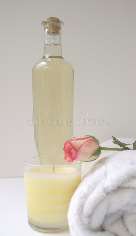 Pure Massage Treatment Royalty Free Stock Photography