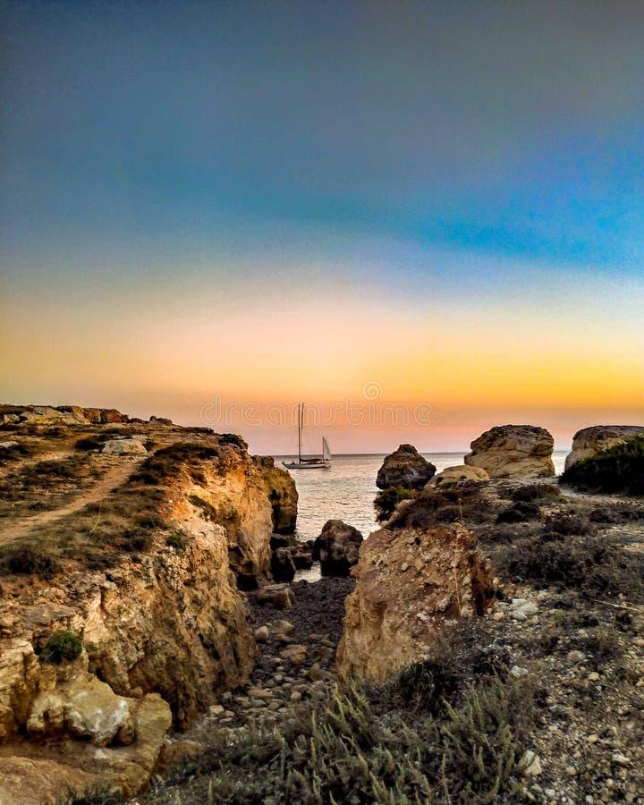 Pure Menorca royalty free stock image