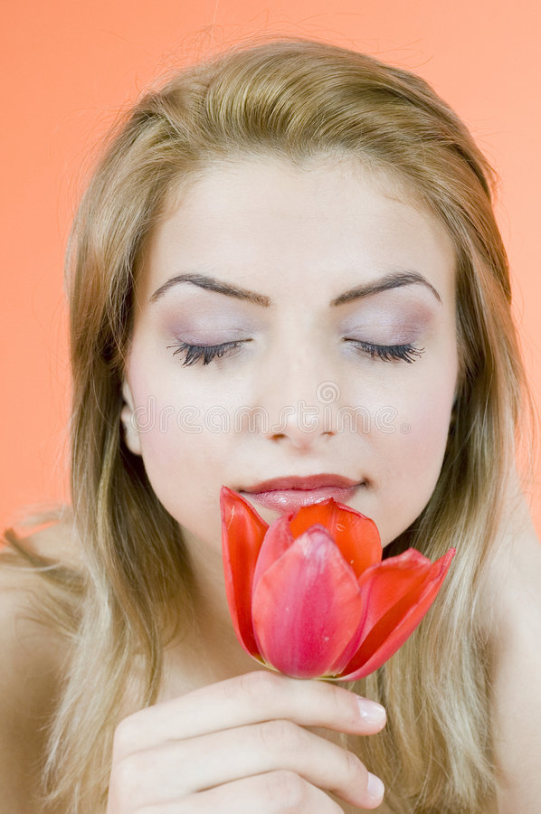 Pure scent royalty free stock photography
