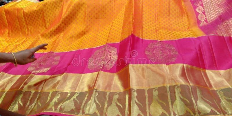 Silk Saree Stock Images - Download 1,750 Royalty Free Photos
