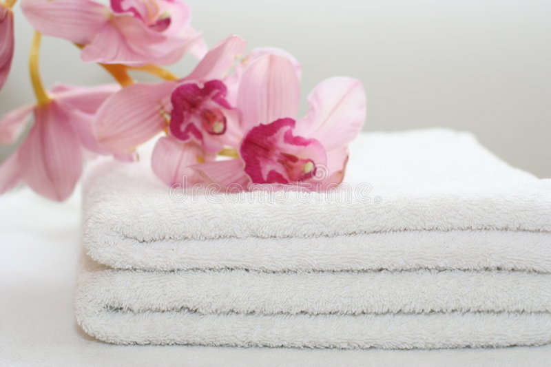 Pure SPA health royalty free stock image