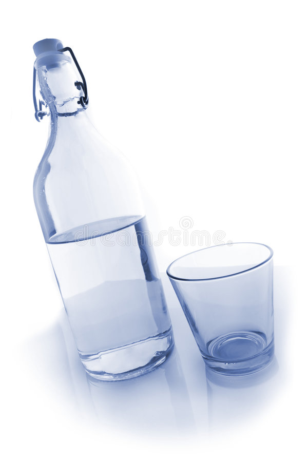 Pure Water royalty free stock photo