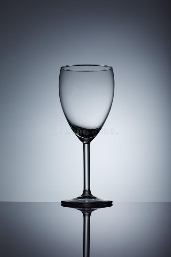 Download Pure wine glass stock image. Image of classic, minimalist - 13428605