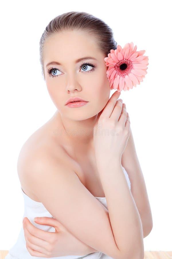 Download Pureza imagem de stock. Imagem de flor, nanômetro, aroma - 12807419